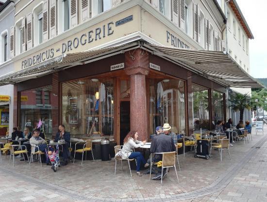 Weinstraße Cafe Neustadt