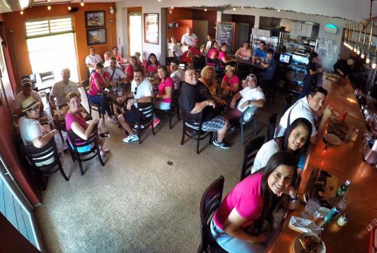 La Spezie resto-pub: El Doc and Friends: The Family!