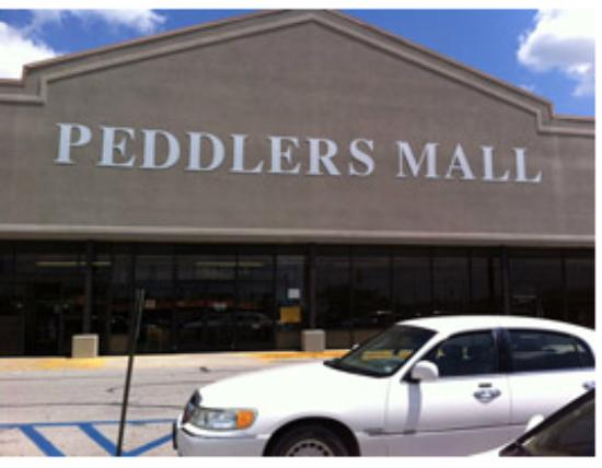 Richmond Peddlers Mall
