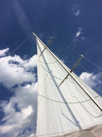 Blue Crab Chesapeake Charters: Blue skies