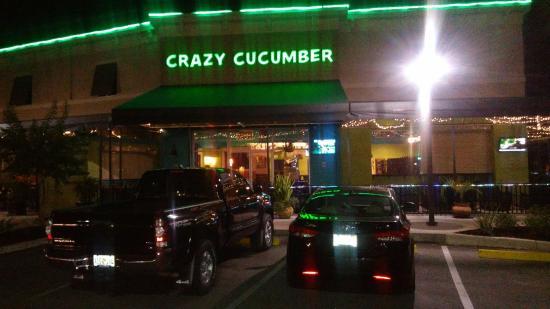 The Crazy Cucumber