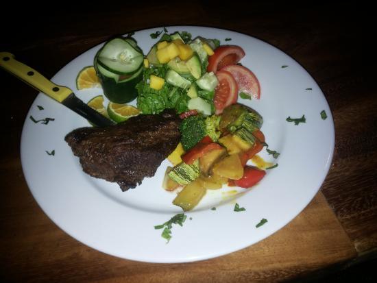 La Colina Steak House : Fillet Mignon