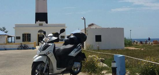 Aquilo Moto Menorca