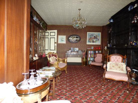 The Panorama: Salon für die Gäste