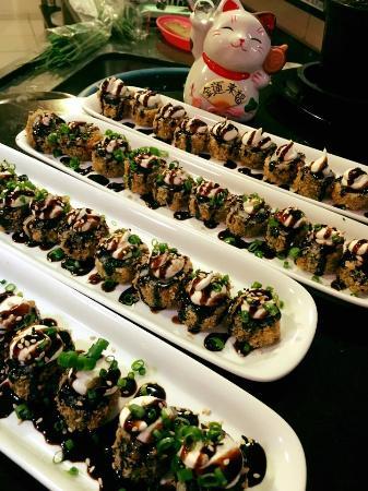 Sanshi Sushi Bar & Restaurante
