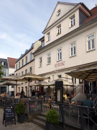 Residenz Cafe Restaurant Weimar
