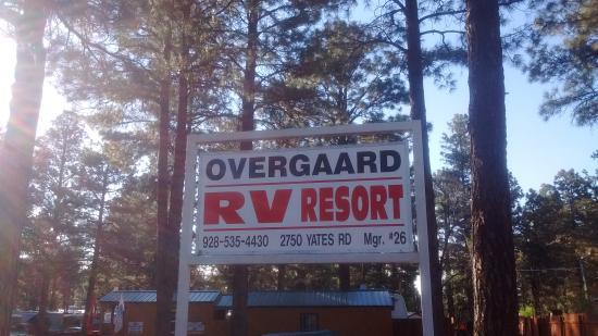 Overgaard, AZ: Welcome!