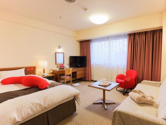 Hachinohe Grand Hotel: レディースルーム