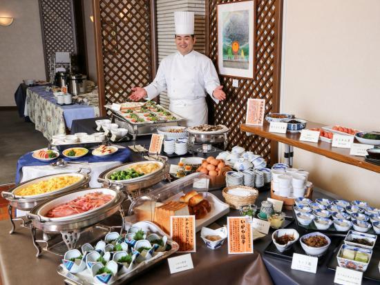 Hachinohe Grand Hotel: 朝食イメージ
