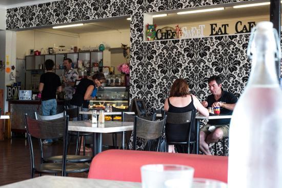 Atherton, Австралия: Il bancone del locale