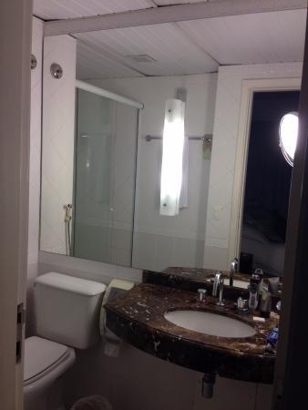 banheiro limpinho