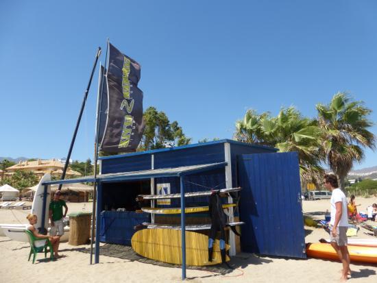 Windsurf Marbella
