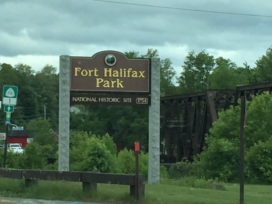 ‪Fort Halifax State Historic Site‬