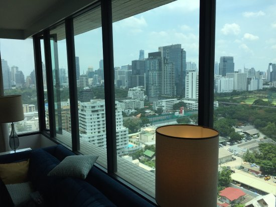 Natural Ville Executive Residences: Spacious and comfortable appartment with great views