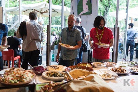 Wonderful Kerning Conference Party at Angusto Clandestino. Ph Andrea Piffari.