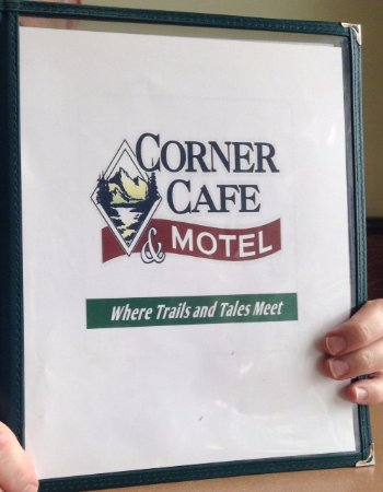 Champion, MI: Corner Cafe Menu from Michigamme Restaurant
