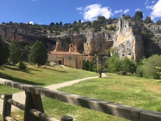 Valdelinares, Spanien: Cerca del hotel