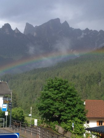 Gasthof Edelweiss: View from my balcony