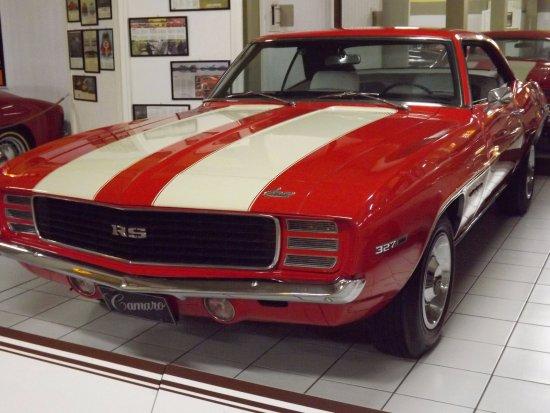 Automobile Museum, Art and History San Francisco de Paula