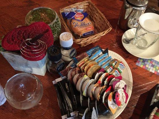 Someren, Países Bajos: Ontbijt.
