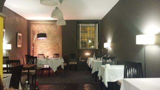 Una de las salas comedor - Picture of Clube de Jornalistas ...