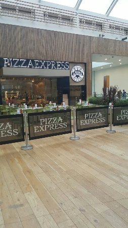 Pizza Express Picture Of Pizza Express Dudley Tripadvisor
