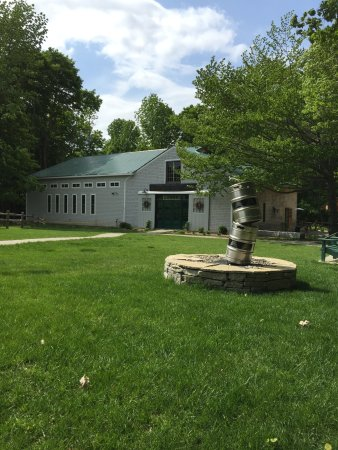 Skowhegan, ME: Summer time at the brewery