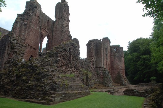 Goodrich, UK: In the grounds of the castle