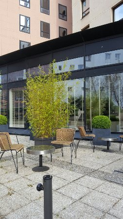 ibis Styles Evry Cathedrale : Ibis styles evry