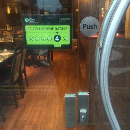 Shababs Balti Restaurant: Fresh & Clean Premises