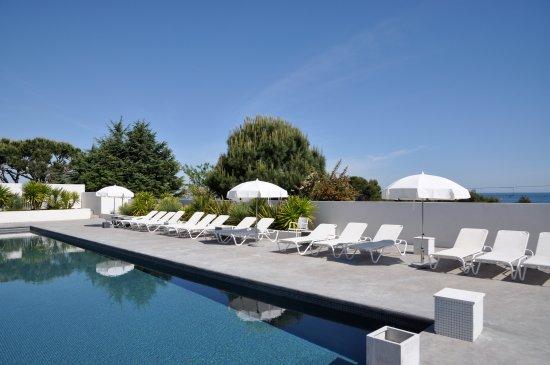 Grand Hotel Du Golfe: Piscine