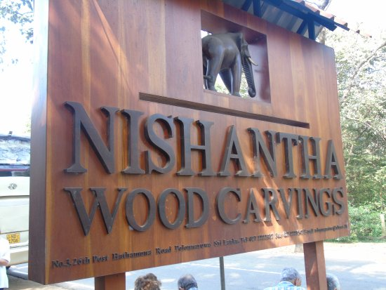 ‪Nishantha Wood Carvings‬