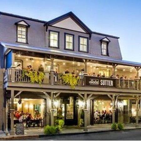 Hotel Sutter Creek