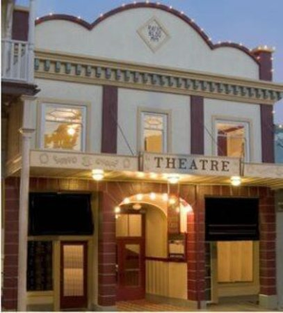Sutter Creek Theater, Main St., Sutter Creek