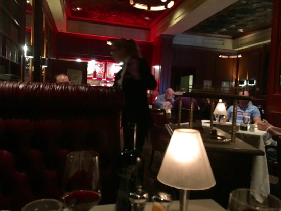 subdued lighting. mr. g\u0027s: subdued lighting and intimate restaurant with only 14 tables makes for excellent i