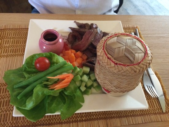 Thai Vibe: Grilled Beef