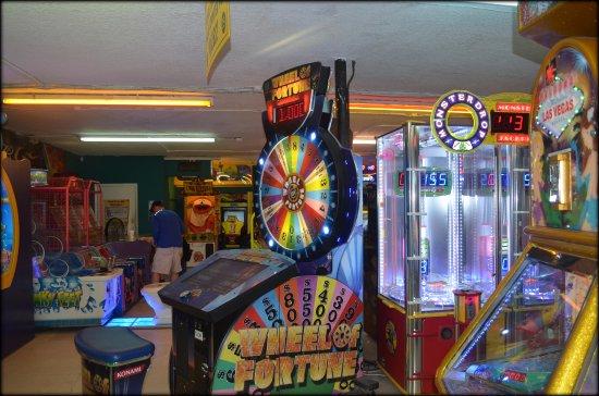Daytona Beach Boardwalk And Pier Arcade