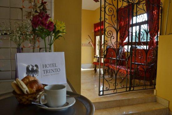 La Banda, Argentinien: Desayuno tradicional