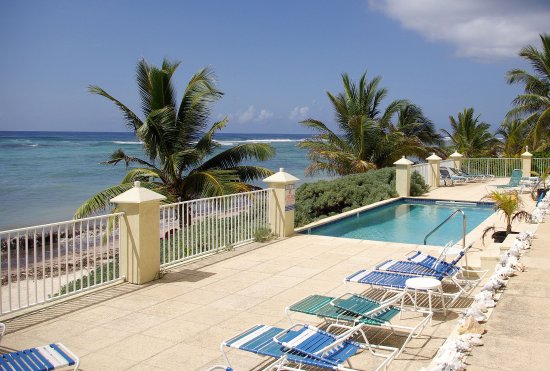 Bodden Town, Grand Cayman: Condo Pool