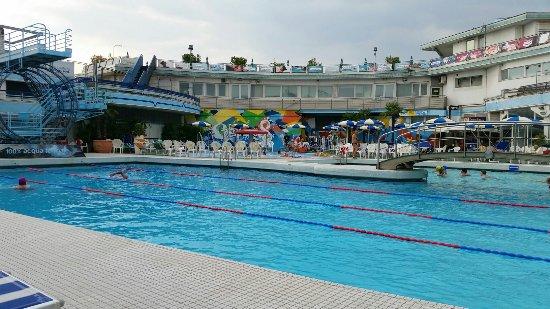 Foto di piscine termali columbus abano terme tripadvisor - Piscine columbus abano ...