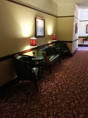 Hotel Arcata: Gang