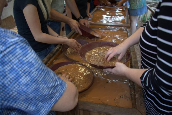 Pioneer, CA: Guests at Roaring Camp Mining Co Saturday Night Cookout Dinner
