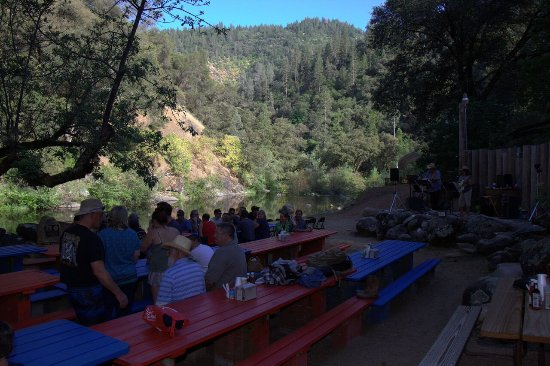 Saturday Night Cookout Dinner, Roaring Camp Mining Co, Pioneer