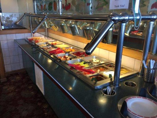 Marion, Iowa: Fruit & cold stuff bugget