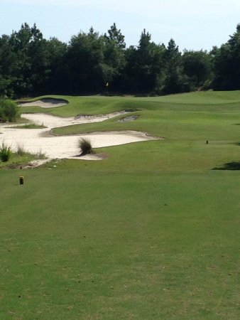 Camp Creek Golf Club : One of the great par 3's