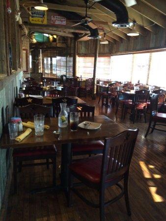 Saltgr Steak House Side Dining Room