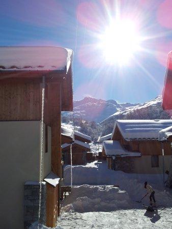 Saint-Martin-de-Belleville, France : Catered ski chalet Three Valleys