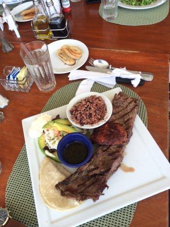 Terraza de Palermo Restaurant: Rib Dinner - Soft!