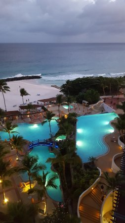 Saint Michael Parish, Barbados: 2 big pools, kiddie pool, hot tub