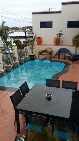 Harbour City Motel: Seasonal Inground Pool